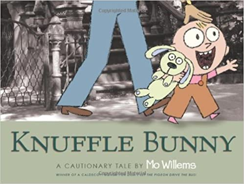 Knuffle Bunny by Mo Willems book cover