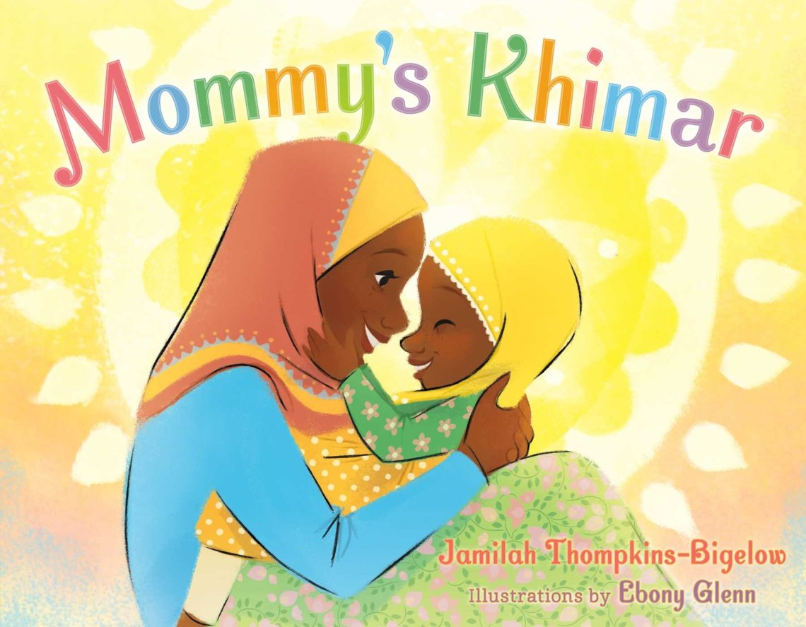 Mommy's Khimar by Jamilah Thompkins-Bigelow book cover