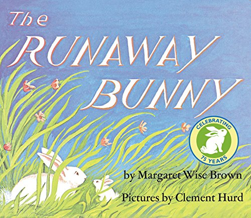 The Runaway Bunny by Margaret Wise Brown book cover