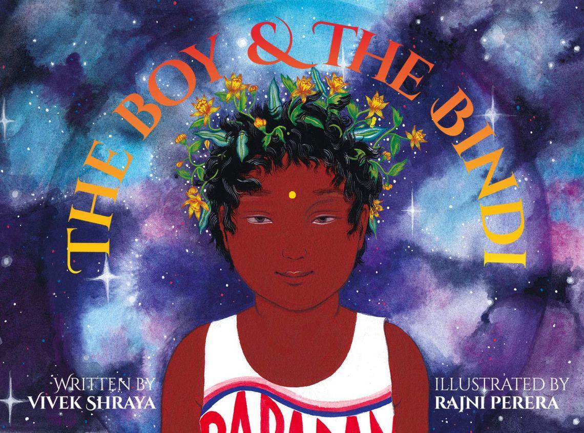 The Boy & the Bindi by Vivek Shraya