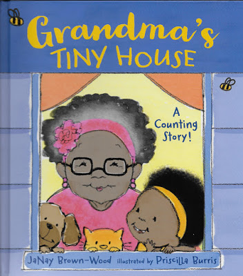 Grandma's Tiny House by JaNay Brown-Wood book cover