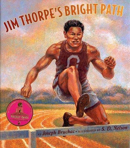 Jim Thorpe's Bright Path by Joseph Bruchac