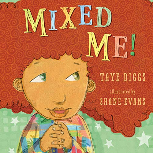 Mixed Me! by Taye Diggs book cover