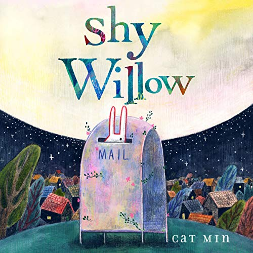 Shy Willow by Cat Min book cover