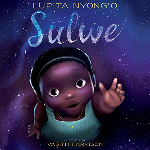 Sulwe by Lupita Nyong'o book cover