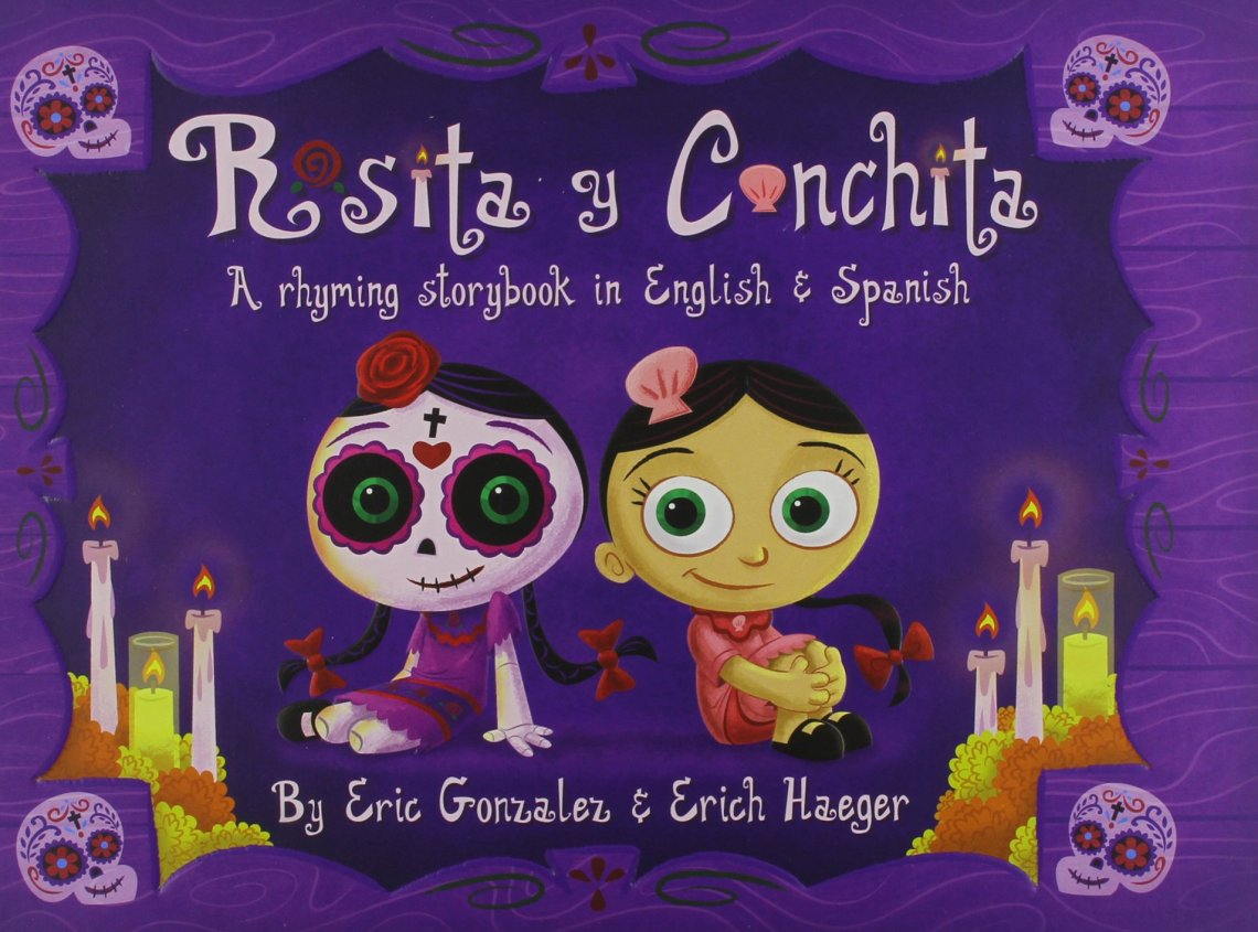 Rosita Y Conchita by Eric Gonzales and Erich Haegarbook cover