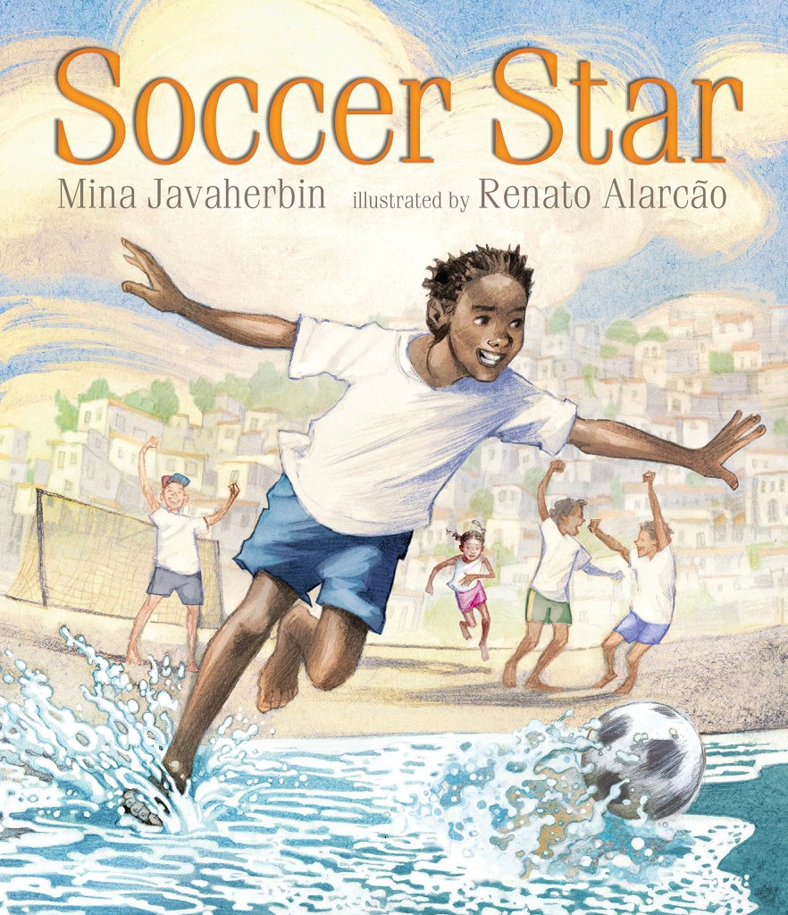 Soccer Star by Mina Javaherbinbook cover