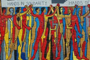 Solidarity Mural