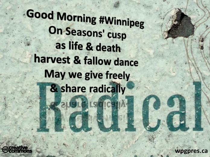 Share Radically