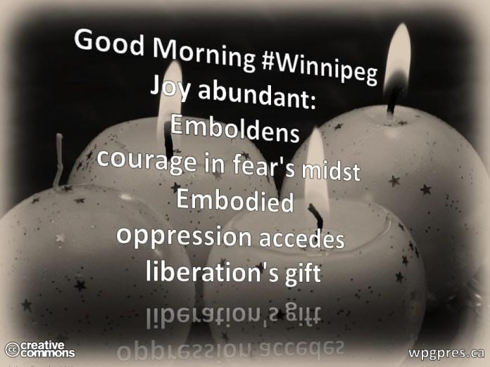 Liberation's Gift