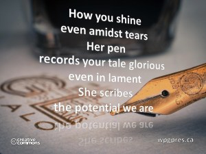 She Scribes