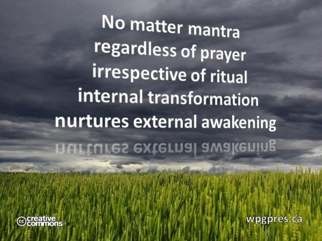 External Awakening