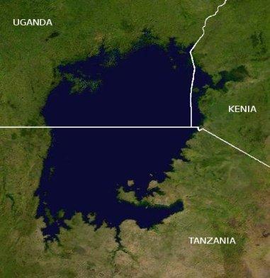 Lago Victoria: Pulmón crítico de Africa bajo gran presión.