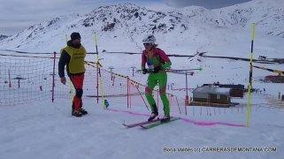esqui montaña fedme val daran fotos claudia galicia 3
