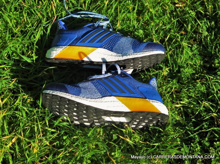 Adidas Ultra Boost ST (180€/340gr/Drop8): Zapatillas estabilidad running. Análisis técnico y prueba 250km por Abel de Frutos