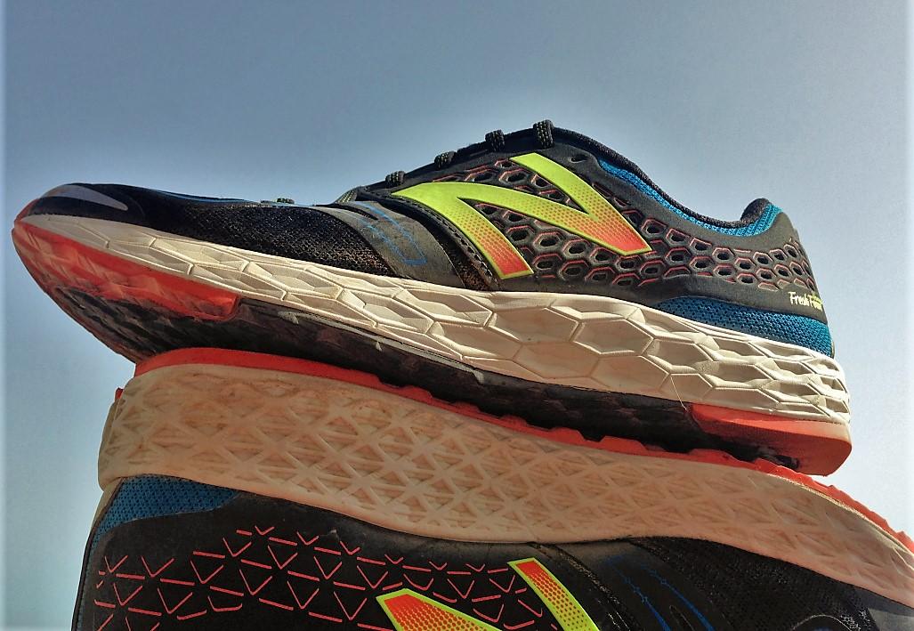 New Balance Fresh Foam Vongo (300gr/Drop4mm): Análisis Mayayo y prueba 250km por @zonadetrail