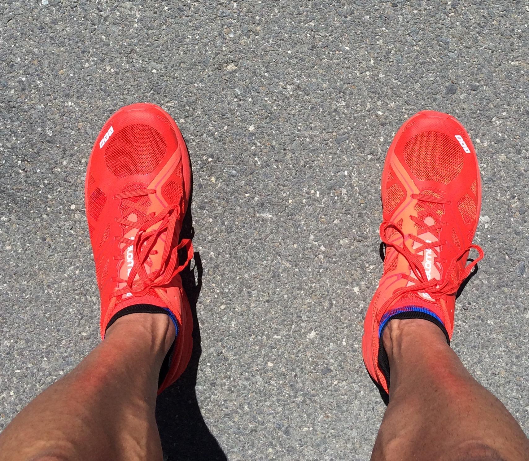 Salomon Sonic Slab: zapatillas running asfalto. Análisis Mayayo y prueba 200km por Fisiocerceda