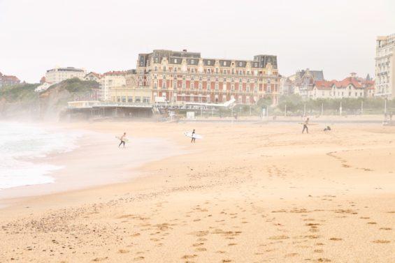 Road trip: Biarritz