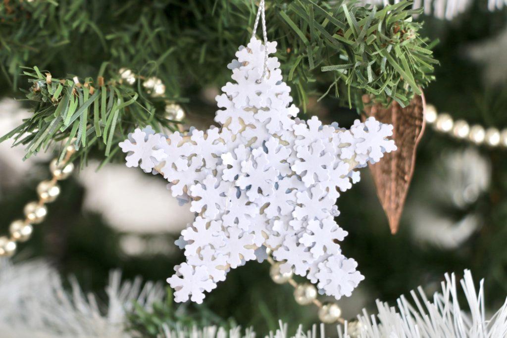Je te présente un tuto pour créer des déco de Noël à inspiration scandinave + surprise