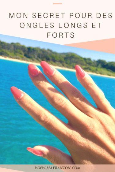 Oui! Toi aussi tu peux avoir des ongles naturelles, forts et longs