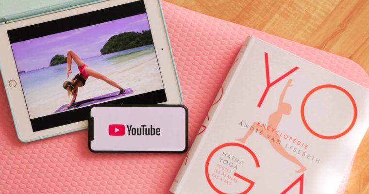 Yoga & Méditation: mes chaines youtube préférées