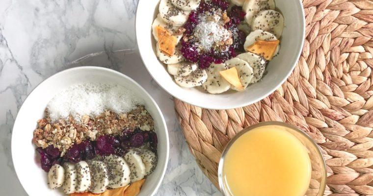 Le Porridge: recette facile et créative