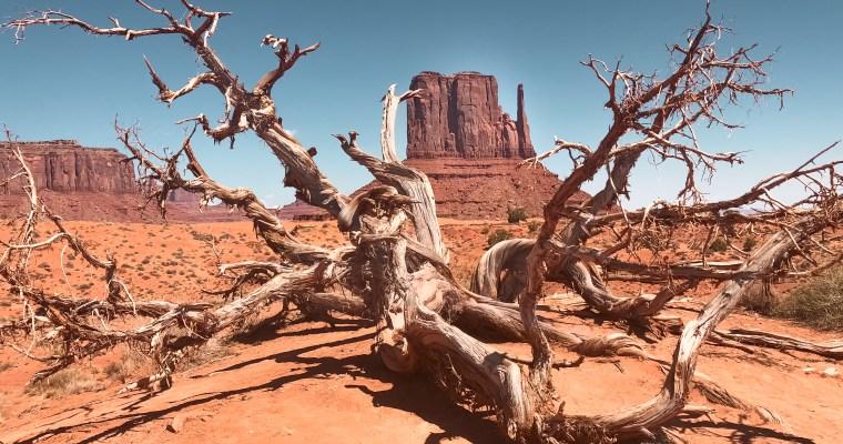 Monument Valley: où prendre de belles photos