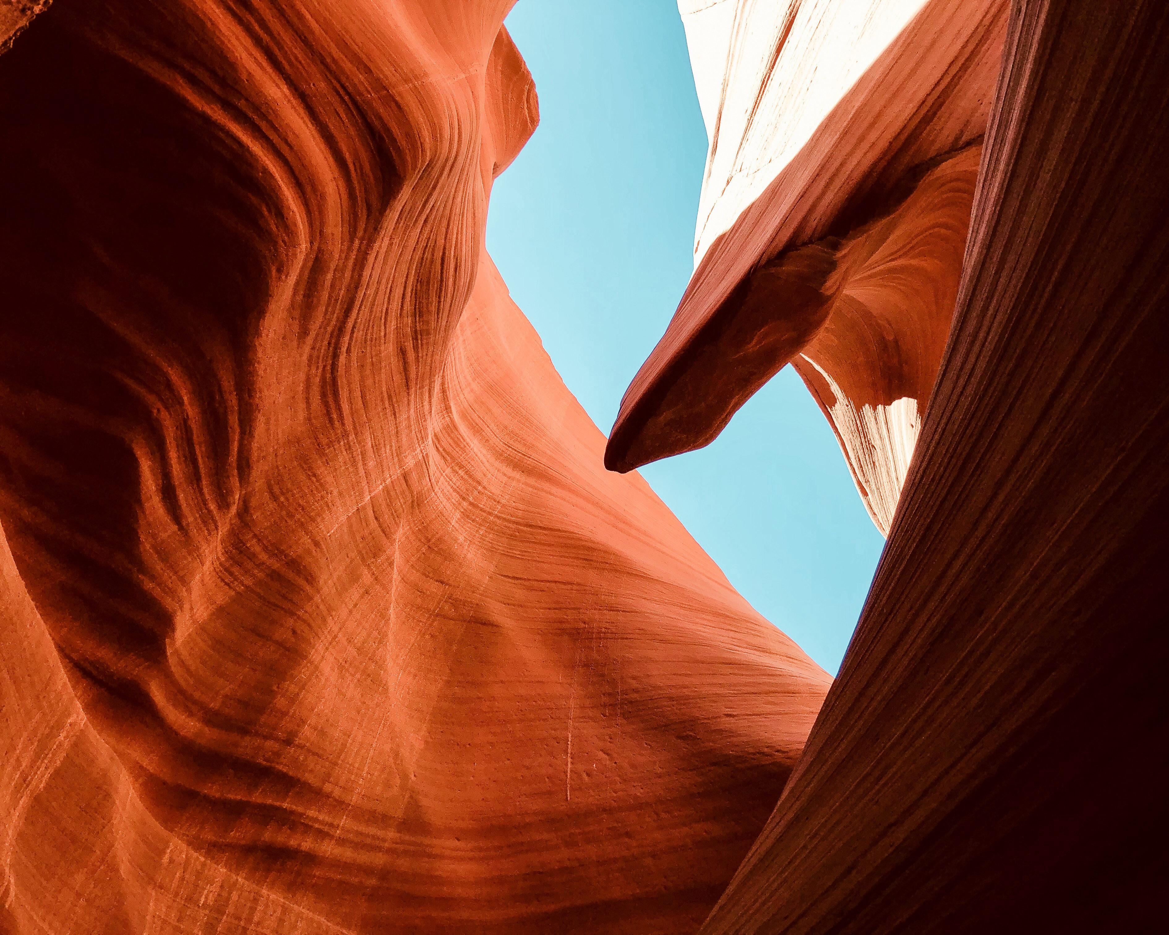 Antelope Canyon: entre émerveillement et frustration