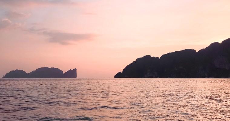 Thaïlande #04 Arrivés au paradis