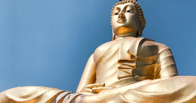 Thaïlande #11 Rencontre avec Bouddha