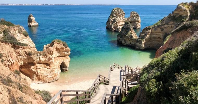 Portugal #01 A la découverte de Lagos