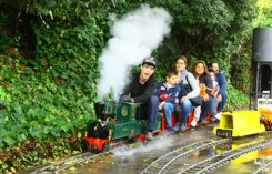 museo del ferrocarril tren