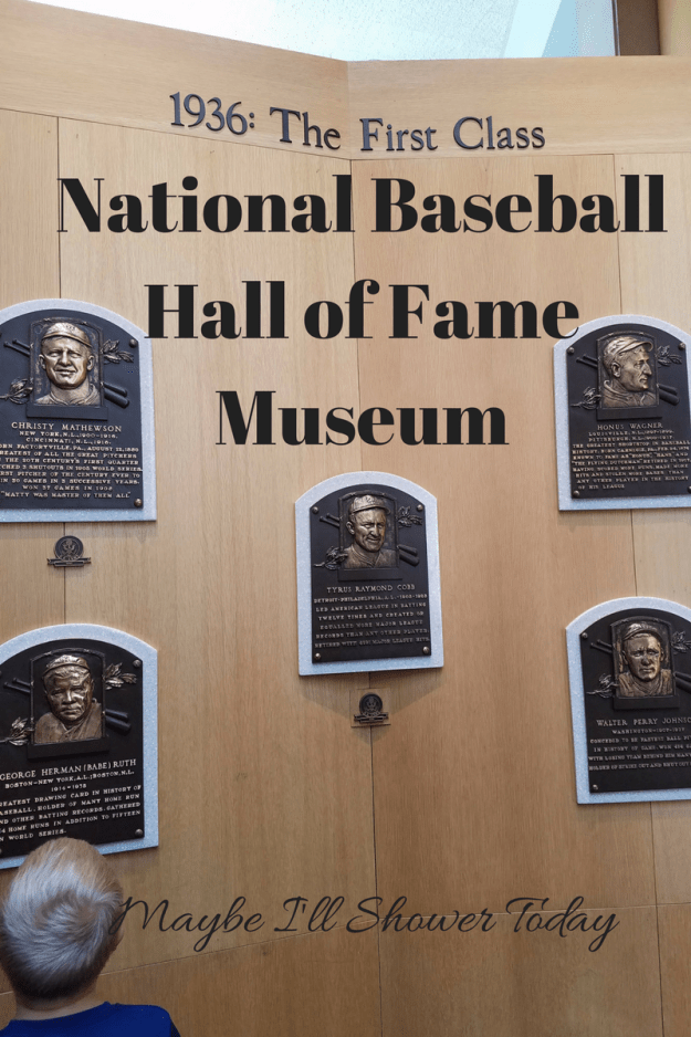 National Baseball Hall of Fame Museum