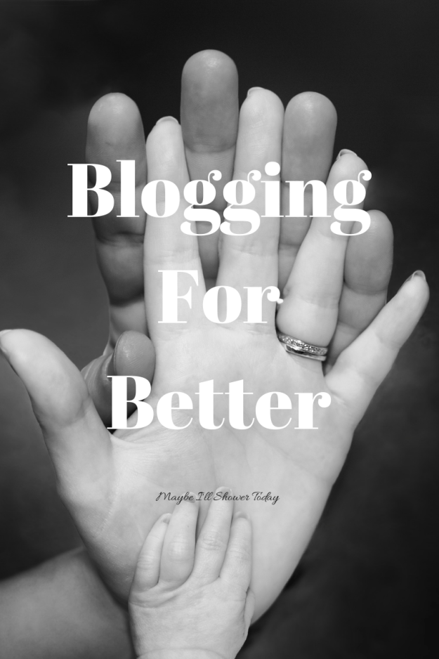BloggingForBetter
