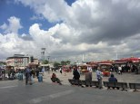 Pier at Eminönü