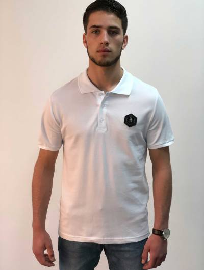 Mayblack Polo Uni White