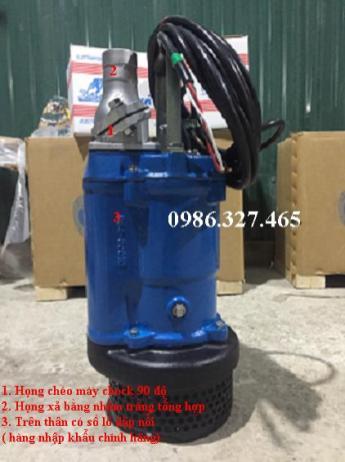 0983 480 880 Báo giá máy bơm nước thải hố móng xây dựng ktz22.2  chính hãng - 263953