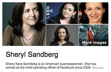 Sheryl Sandberg on maybrooks.com