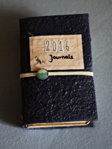 Travel and Project Journals 2016