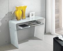 tavolo consolle allungabile: l'arredamento chic per la tua casa ... - Come Estendere Un Tavolo Allungabile Lato