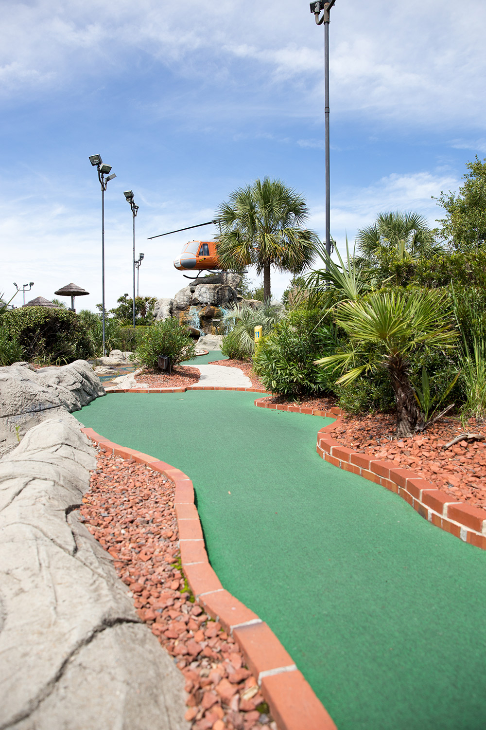 north myrtle beach mini golf tournaments