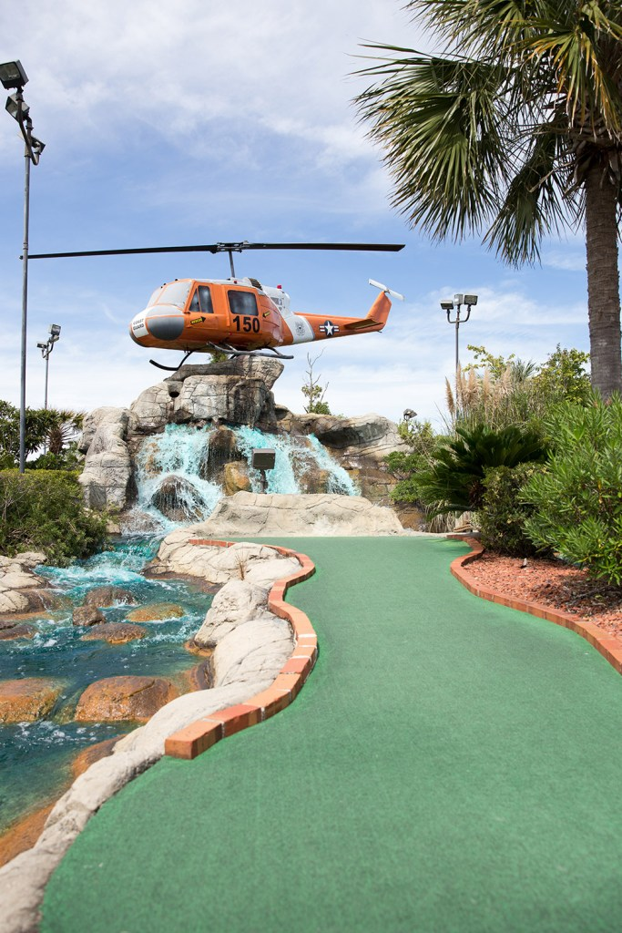 fun mini golf courses in myrtle beach
