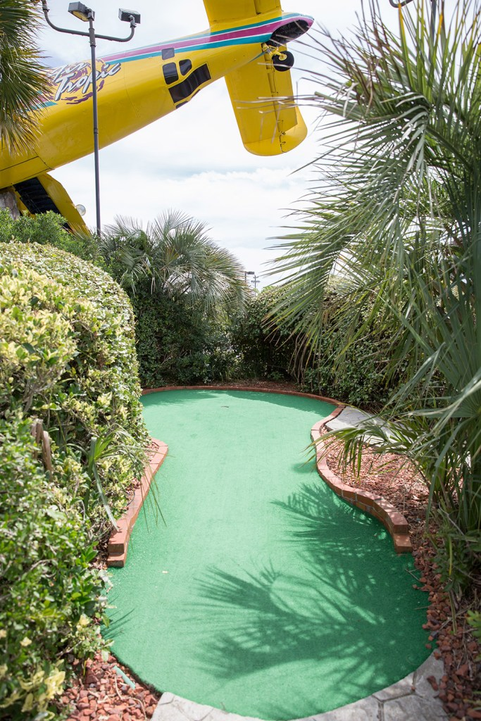 north myrtle beach putt putt golf courses