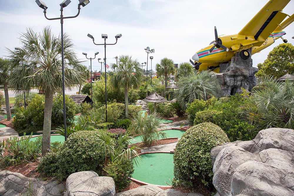 myrtle beach miniature golf tournaments