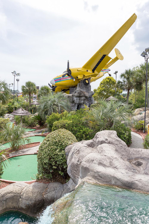 south carolina miniature golf tournaments