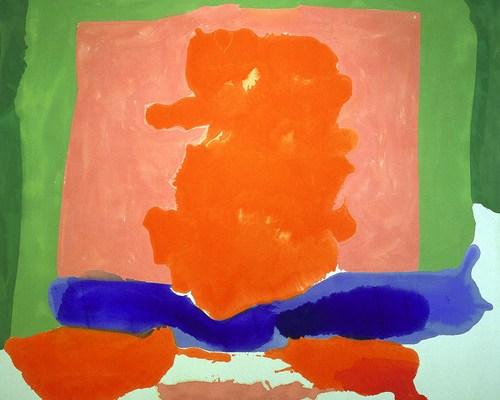 Review of <em>Fierce Poise: Helen Frankenthaler and 1950s New York</em> by Alexander Nemerov <br>by Aya Kusch
