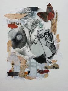"""teacht chun cinn (emerge)"" by Michelle Granville"