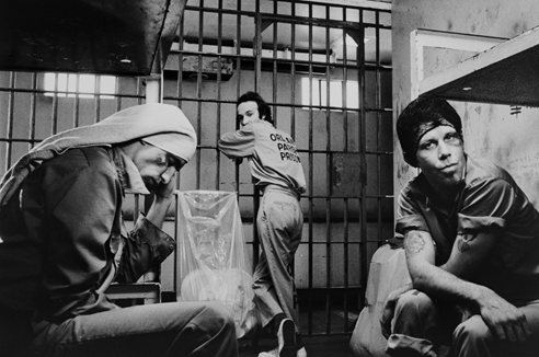 Still from Down by Law, by Jim Jarmusch.