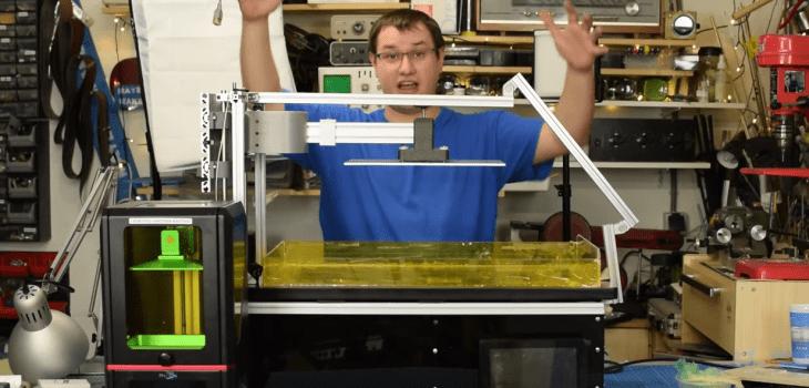giant4k 3d printer
