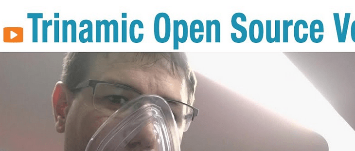 Trinamic open source ventilator